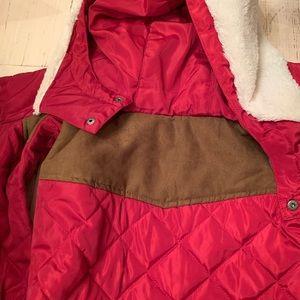 Love Tree Jackets & Coats - Love Tree Red Vest